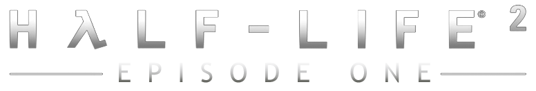 Half-Life 2 Episode 1 logo