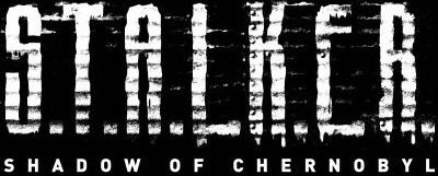 S.T.A.L.K.E.R. Shadow of Chernobyl logo