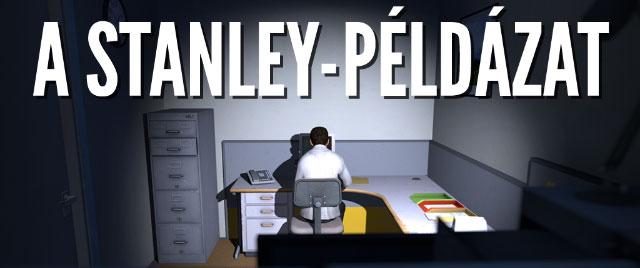 A Stanley-példázat logo