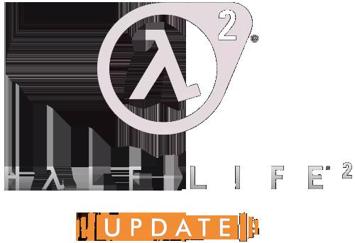 Half-Life 2: Update logo