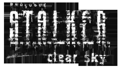 S.T.A.L.K.E.R. Clear Sky logo